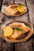 Baklava dessert — Stock Photo