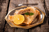 Baklava sweet — Stock Photo