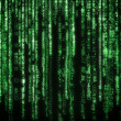 Matrix background — Stockfoto