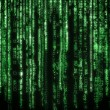 Matrix background — Stock Photo