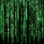 Matrix background — Stock Photo #34910907
