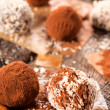 Choco balls — Stock Photo