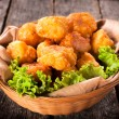 Potato croquettes — Stock Photo