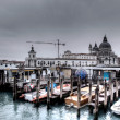 Venice boats — Stock Photo