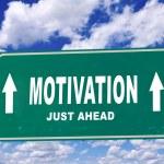 Motivation sign — Stock Photo #38791385
