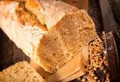 Domácí chléb — Stock fotografie