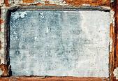 Prázdnou zeď — Stock fotografie