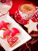 Cookies-zeit — Stockfoto