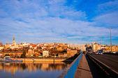 View of Belgrade — Stock Photo