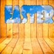 Easter background — Stock Photo #40928419