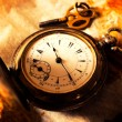 Old vintage clock — Stock Photo #41452337