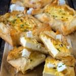 Serbian cheese pie — Stock Photo #41649737