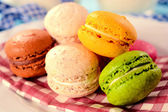 Sweet colorful cookies — Stockfoto