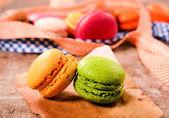 Macaroni cookies — Foto de Stock