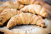Danish croissants — Stock Photo