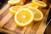 Amarillo limón — Foto de Stock