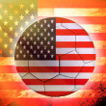 American ball — Stock Photo #44071953