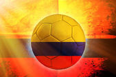 Columbian ball — Stock Photo