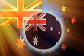 Australian ball — Stock Photo