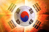 South Korean ball — Stock Photo