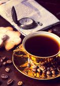 Coffee break — Foto Stock