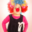 Little clown — Stock Photo #47301371