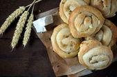 Mini pies — Stock Photo