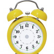 ALARM CLOCK DIAL ARROWS — Stock Photo