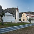 Royalty-Free Stock Photo: Church in Omis