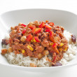 Chili con carne — Stock Photo #15648871