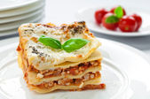 Lasagne — Stock Photo