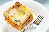 Lasagne — Foto Stock