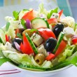 Greek Salad — Stock Photo #19407051
