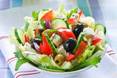 Greek Salad — Stockfoto