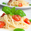 Royalty-Free Stock Photo: Spaghetti with Tomato