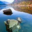 Stock Photo: Upper Lake in Glendalough