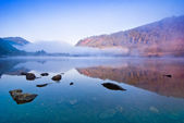 Lake in Glendalough — Stock Photo