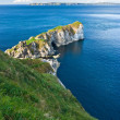 Cliff in Northern Ireland — Stock Photo