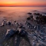 Sunrise in Malahide — Stock Photo