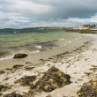 Stock Photo: Beach in Galway