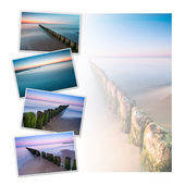 Sunset Seascape — Stock Photo