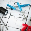 Stock Photo: Construction PlTools