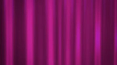 Magenta Curtains — Stock Video