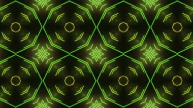 Disco dance background 3 — Stock Video