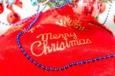 Merry Christmas sign, logo — Stock Photo