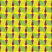 Disegno vettoriale seamless pattern — Vettoriale Stock