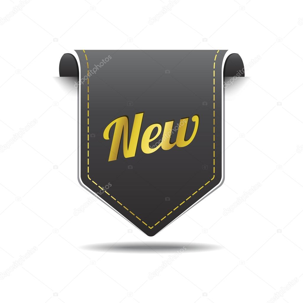 Black Label Price >> New Gold Black Label Icon Vector Design — Stock Vector © rizwanali3d #48531051