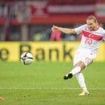 Austria vs. Turkey — Stock Photo #16287085