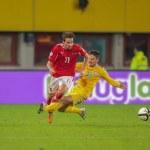 Austria vs. Kazakhstan — Stock Photo #16287475