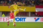 Austria vs. Kazakhstan — Stock Photo